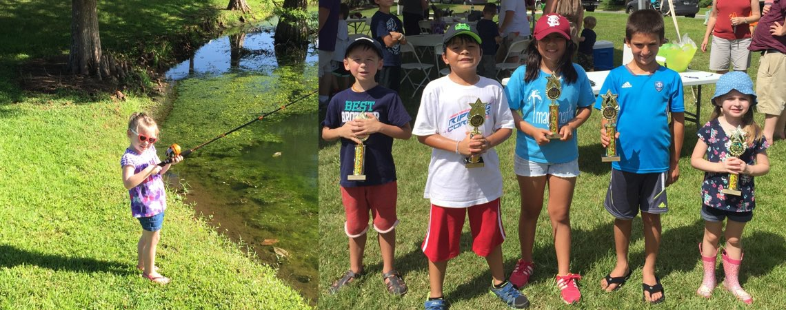 ,Kids Fishing Derby